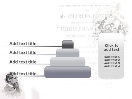 Charles Dickens PowerPoint Template Slide 8