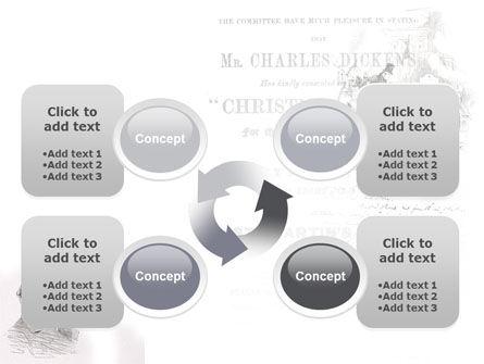 Charles Dickens PowerPoint Template Slide 9