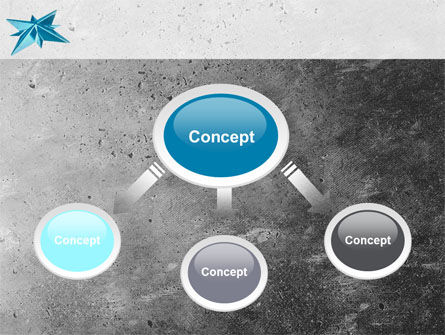 Labyrinth Center PowerPoint Template, Slide 4, 05000, Consulting — PoweredTemplate.com