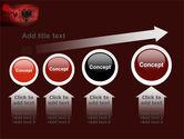 Albania PowerPoint Template#13
