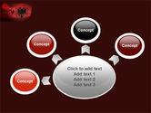 Albania PowerPoint Template#7