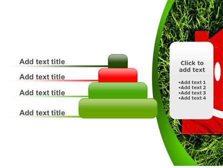 Red Home PowerPoint Template Slide 8