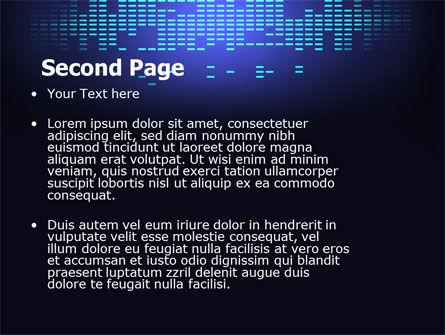 Digital Media PowerPoint Template, Slide 2, 05008, Technology and Science — PoweredTemplate.com