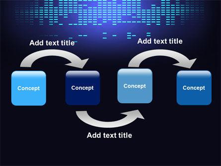 Digital Media PowerPoint Template, Slide 4, 05008, Technology and Science — PoweredTemplate.com