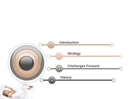 Bedtime PowerPoint Template, Slide 3, 05010, Medical — PoweredTemplate.com
