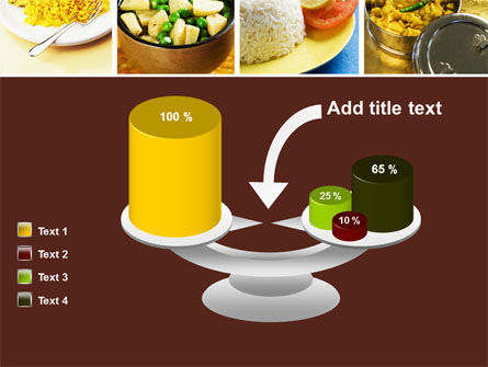 Indian Food PowerPoint Template Slide 10