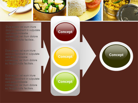 Indian Food PowerPoint Template Slide 11