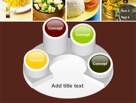 Indian Food PowerPoint Template Slide 12