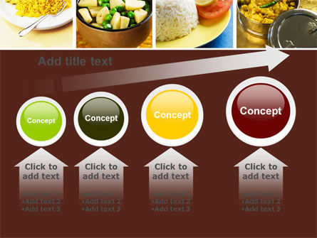 Indian Food PowerPoint Template Slide 13