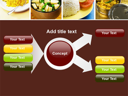 Indian Food PowerPoint Template Slide 14