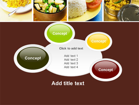 Indian Food PowerPoint Template Slide 16