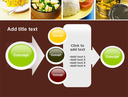 Indian Food PowerPoint Template Slide 17