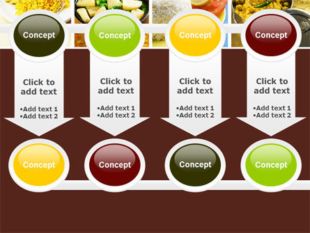 Indian Food PowerPoint Template Slide 18