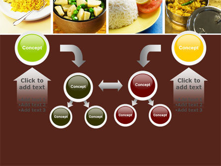 Indian Food PowerPoint Template Slide 19