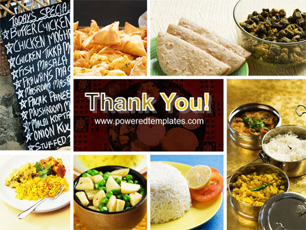 Indian Food PowerPoint Template Slide 20