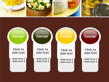 Indian Food PowerPoint Template Slide 5