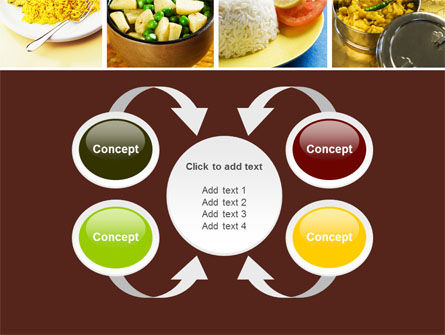 Indian Food PowerPoint Template Slide 6