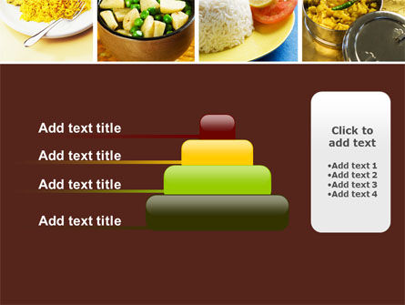 Indian Food PowerPoint Template Slide 8