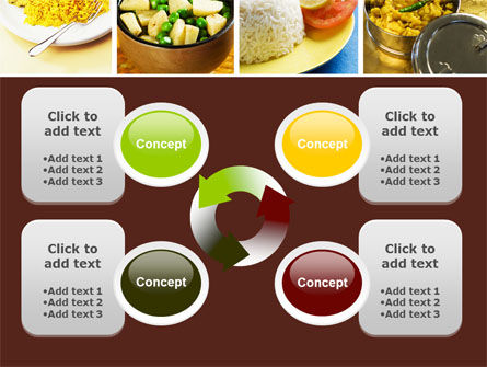 Indian Food PowerPoint Template Slide 9