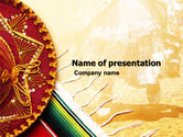 Holiday/Special Occasion: Cinco de Mayo PowerPoint Template #05012