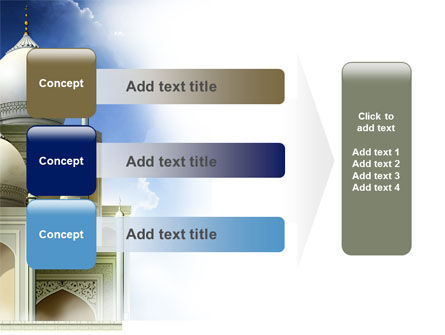 Islamic Architecture PowerPoint Template Slide 12