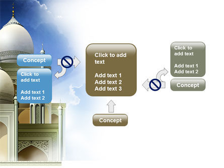 Islamic Architecture PowerPoint Template Slide 13