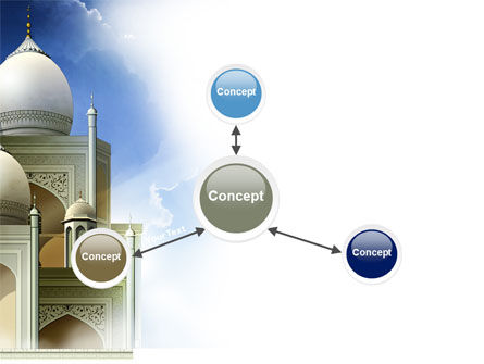 Islamic Architecture PowerPoint Template Slide 14