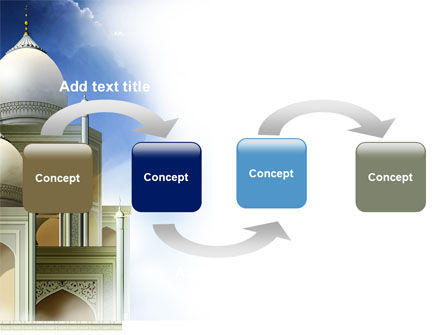 Islamic Architecture PowerPoint Template Slide 4