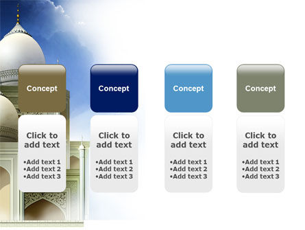 Islamic Architecture PowerPoint Template Slide 5