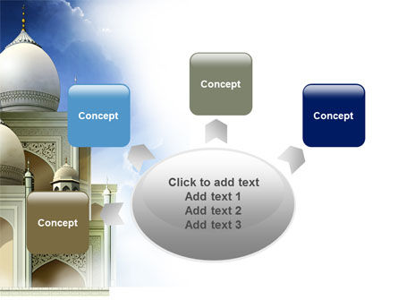 Islamic Architecture PowerPoint Template Slide 7