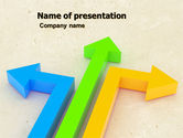 Consulting: Directions PowerPoint Template #05017