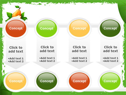 Free Pear PowerPoint Template Slide 18