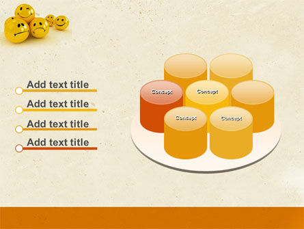 Emoticons PowerPoint Template Slide 12