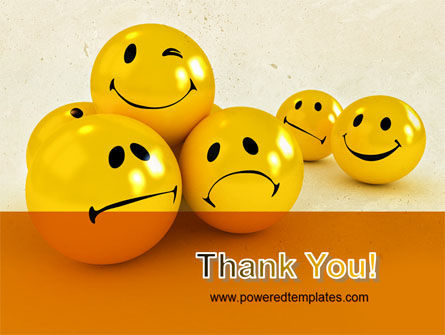 Emoticons PowerPoint Template Slide 20
