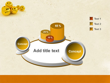 Emoticons PowerPoint Template Slide 6