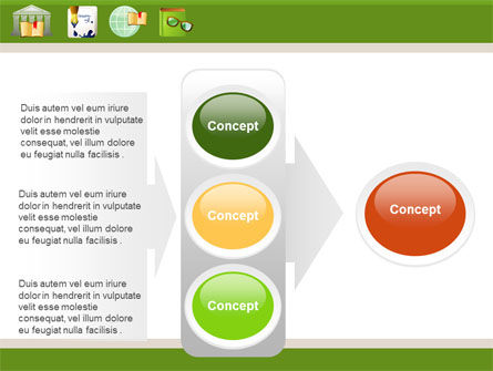 Secondary Education PowerPoint Template Slide 11