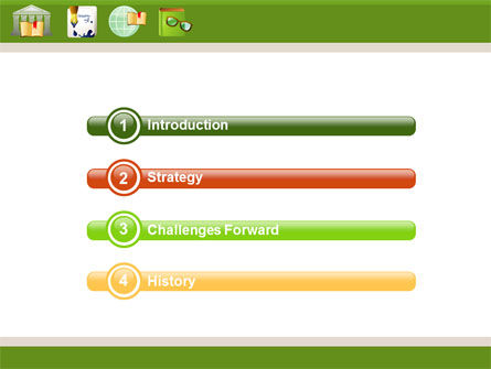 Secondary Education PowerPoint Template, Slide 3, 05024, Education & Training — PoweredTemplate.com