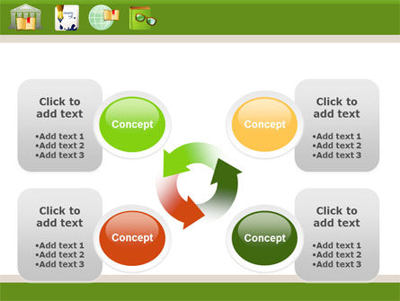 Secondary Education PowerPoint Template Slide 9
