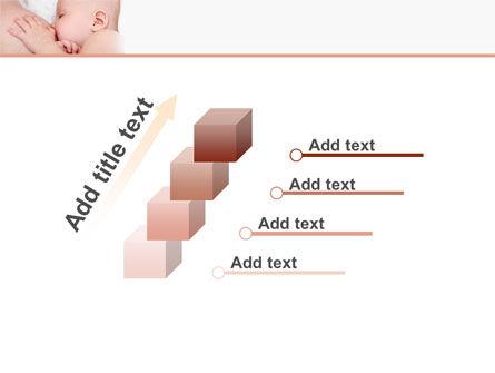 Breast Feeding PowerPoint Template Slide 14