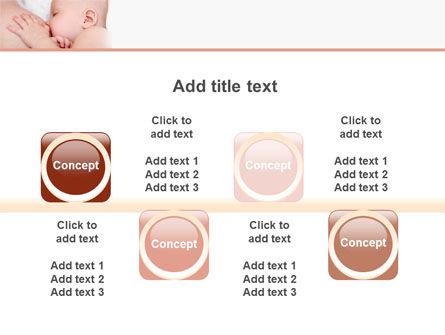 Breast Feeding PowerPoint Template Slide 18