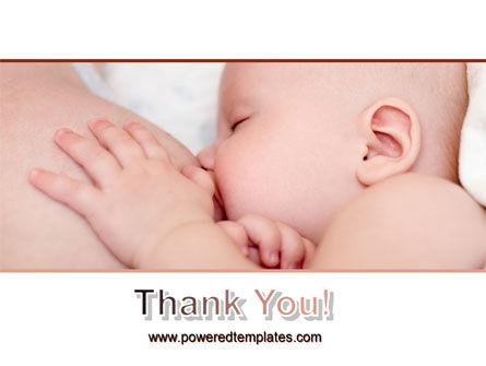Breast Feeding PowerPoint Template Slide 20