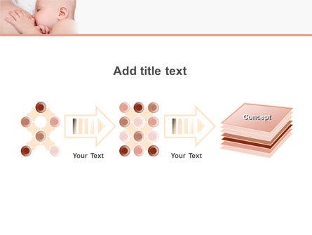 Breast Feeding PowerPoint Template Slide 9