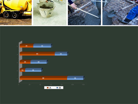 Cement PowerPoint Template Slide 11