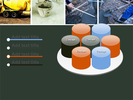 Cement PowerPoint Template Slide 12