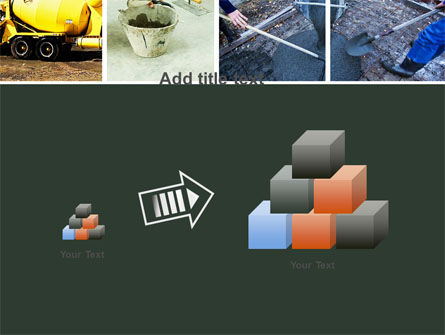 Cement PowerPoint Template Slide 13
