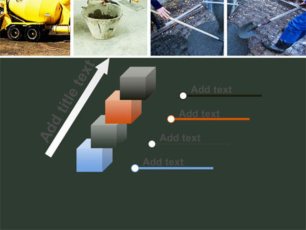 Cement PowerPoint Template Slide 14