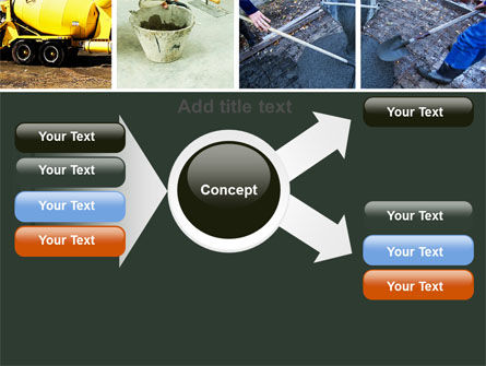 Cement PowerPoint Template Slide 15