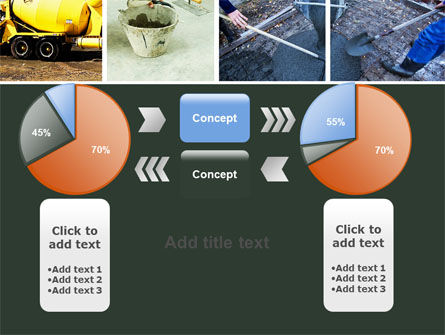 Cement PowerPoint Template Slide 16