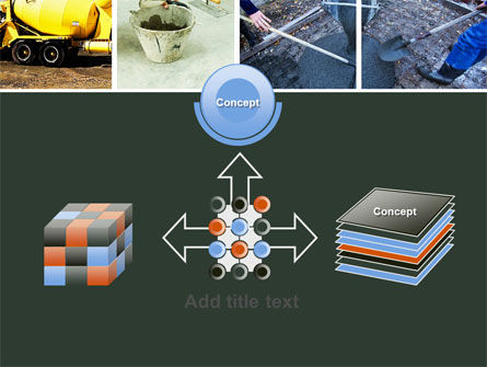 Cement PowerPoint Template Slide 19