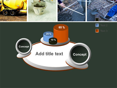 Cement PowerPoint Template Slide 6